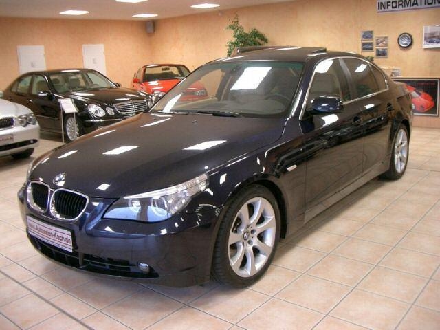 Importauto: BMW 535d A 5/2005