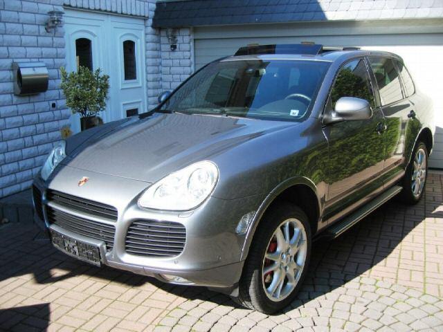 Importauto: Porsche Cayenne Turbo 5/2005