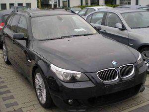 Importauto: BMW 550i Touring 3/2006