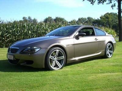 Importauto: BMW M6 Coupe 8/2005