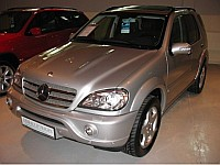Importauto: Mercedes-Benz ML 55 AMG 11/2001