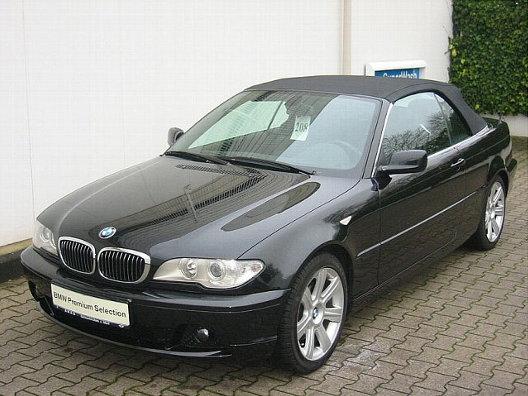 Importauto: BMW 325Ci Cabriolet 8/2004