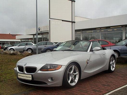 Importauto: BMW Z4 2.5i Roadster 6/2003