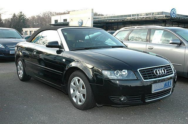 Importauto: Audi A4 Cabriolet 1.8T 3/2004