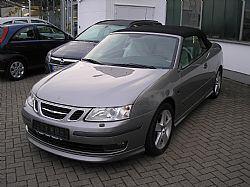 Importauto: Saab 9-3 2.8 Turbo Aero Cabrio V6 10/2005