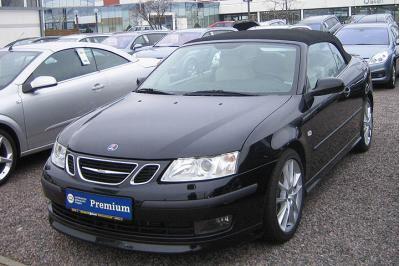 Importauto: Saab 9-3 2.8 Turbo Aero Cabrio V6 5/2006