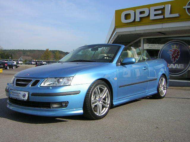 Importauto: Saab 9-3 2.8 Turbo Aero Cabrio V6 Anniversary Hirsch 275 pk (400Nm) 7/2006