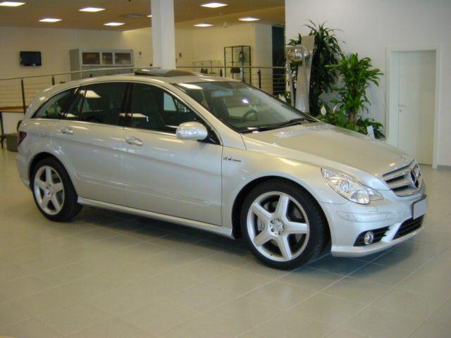 Importauto: Mercedes-Benz R 63 AMG Nieuw en ongebruikt 5/2007