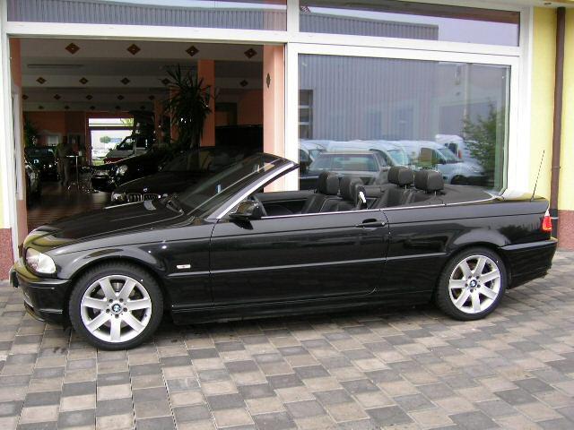 Importauto: BMW 330Ci Cabrio 'Edition Individual Model' 4/2002