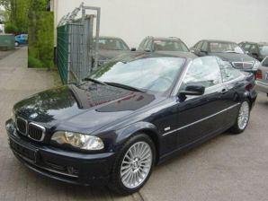 Importauto: BMW 330Ci Cabrio 12/2000