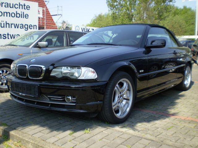 Importauto: BMW 330Ci Cabrio 4/2001