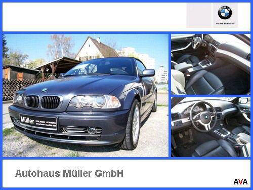Importauto: BMW 330Ci Cabrio 8/2002