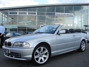 Importauto: BMW 330Ci Cabrio 1/2002