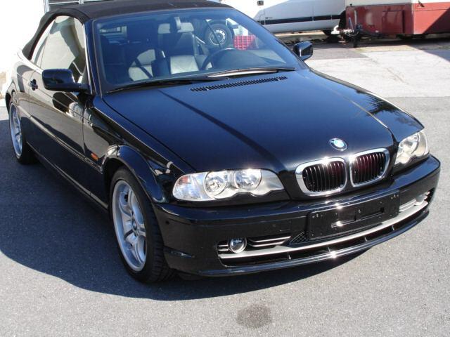 Importauto: BMW 330Ci Cabrio 2/2002