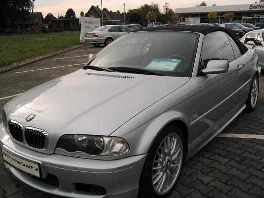 Importauto: BMW 330Ci Cabrio 12/2001