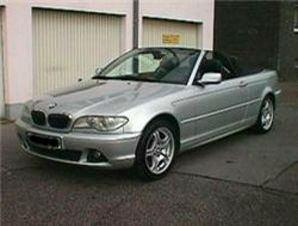 Importauto: BMW 330Ci Cabrio 4/2003