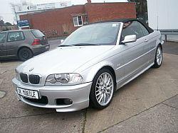Importauto: BMW 330Ci Cabrio 3/2001