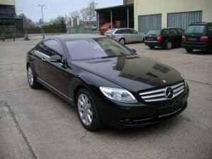 Importauto: Mercedes-Benz CL 500 8/2006