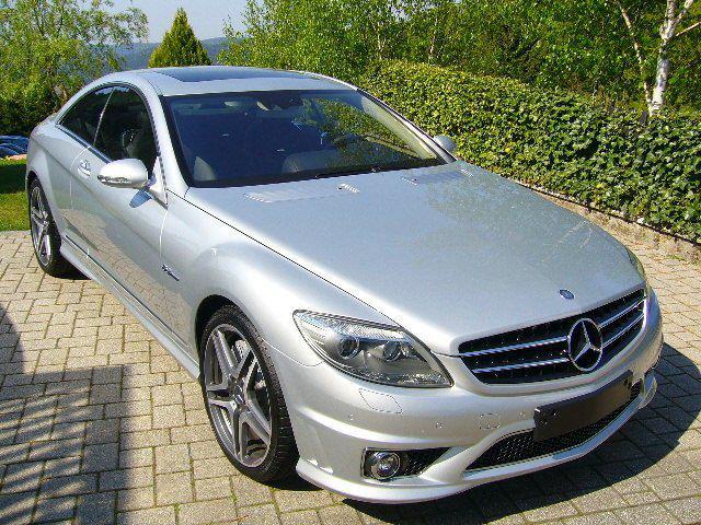 Importauto: Mercedes-Benz CL 63 AMG 1/2007