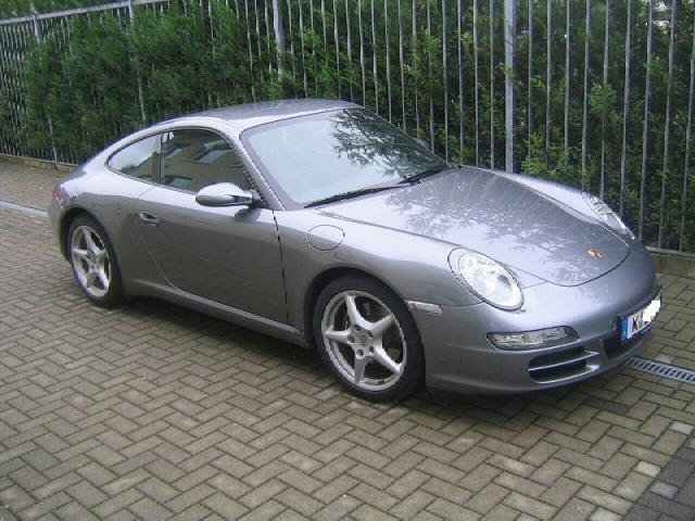 Importauto: Porsche 911 Carrera 997 11/2004
