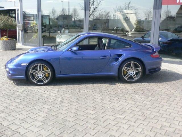 Importauto: Porsche 911 Turbo 4/2006