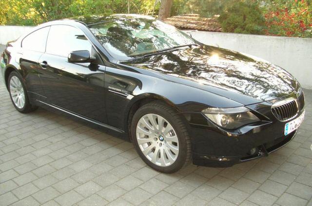 Importauto: BMW 645Ci Coupe 7/2004