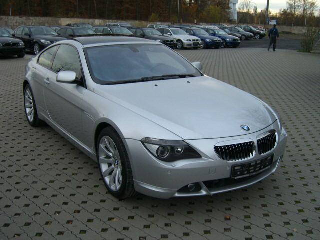 Importauto: BMW 650Ci Coupe 3/2006