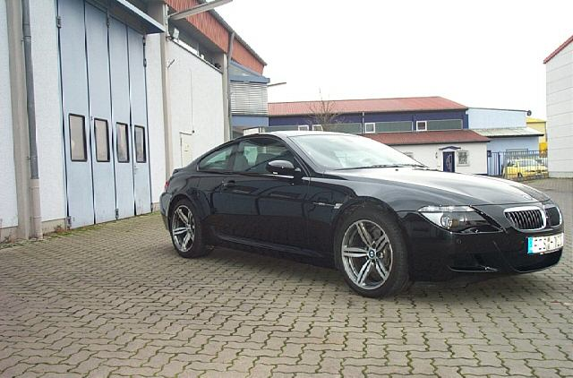 Importauto: BMW M6 Coupe 4/2006