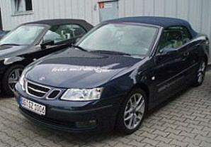 Importauto: Saab 9-3 Cabrio 1.8T Vector 11/2005
