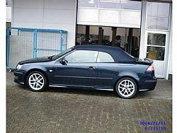 Importauto: Saab 9-3 Cabrio 2.0T Aero 2/2004