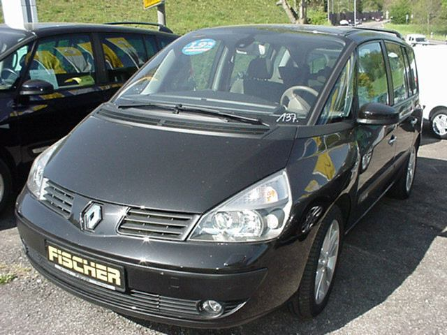 Importauto: Renault Espace 3.5 V6 Initiale 4/2004