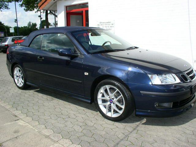 Importauto: Saab 9-3 Cabrio 2.0T Aero 10/2004