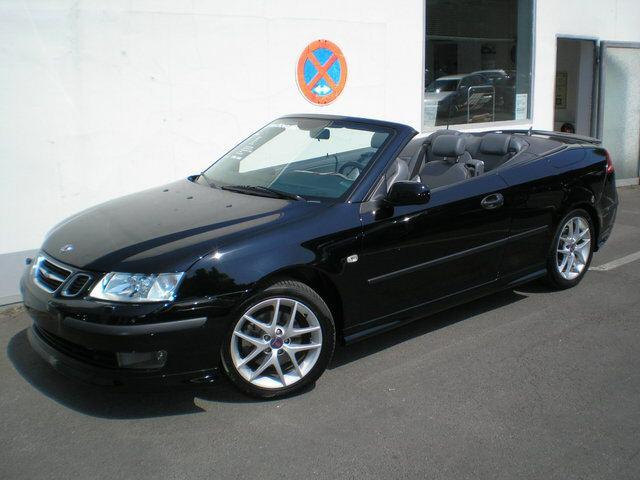 Importauto: Saab 9-3 Cabrio 2.0T Aero 6/2004