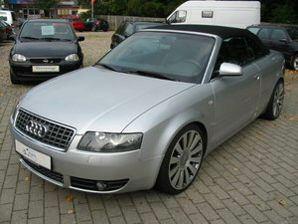 Importauto: Audi A4 Cabriolet 2.4 Multitronic 7/2002