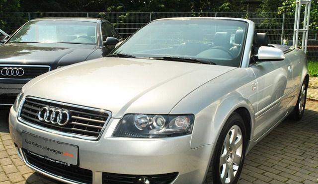 Importauto: Audi A4 Cabriolet 2.4 Multitronic 2/2004
