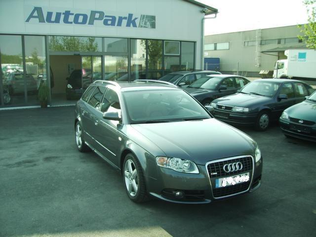Importauto: Audi A4 Avant 3.0 TDI S-Line quattro 1/2005