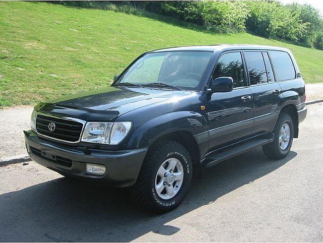 Importauto: Toyota Land 4.2 TD 9/2001