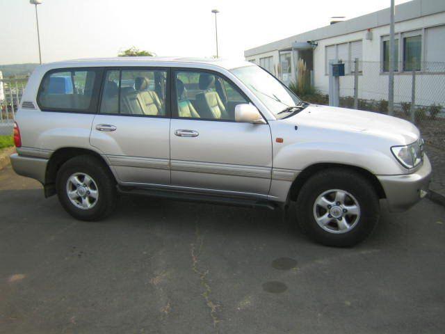 Importauto: Toyota Land 4.2 TD 5/1999