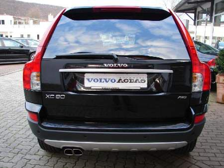 Importauto: Volvo XC90 D5 Sport 7-seater 1/2007