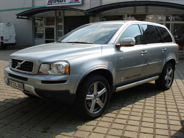 Importauto: Volvo XC90 D5 Sport 7-seater 5/2007