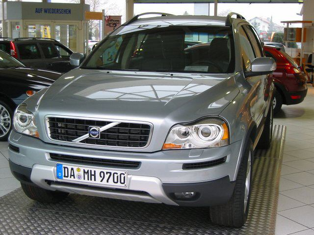 Importauto: Volvo XC90 D5 Sport 7-seater 12/2006