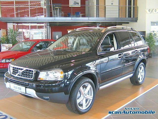 Importauto: Volvo XC90 D5 Sport 7-seater 2/2007