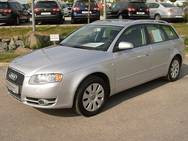 Importauto: Audi A4 Avant 3.0 TDI 12/2005