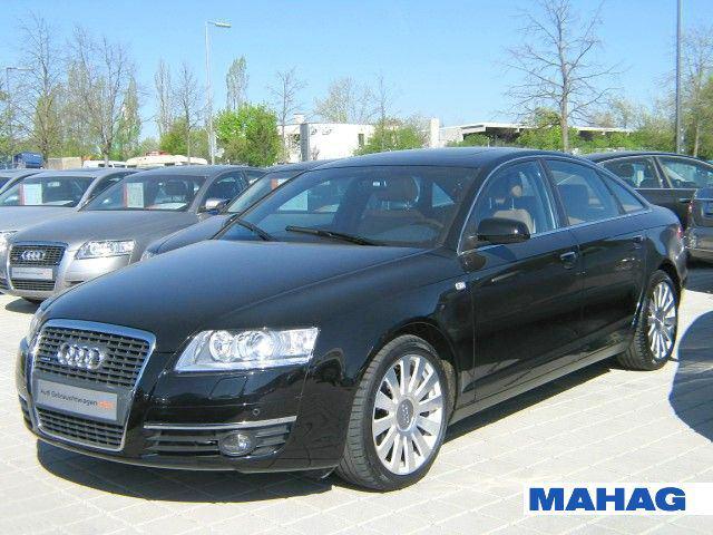 Importauto: Audi A6 Limousine 2,7 TDI Tiptronic quattro 3/2006