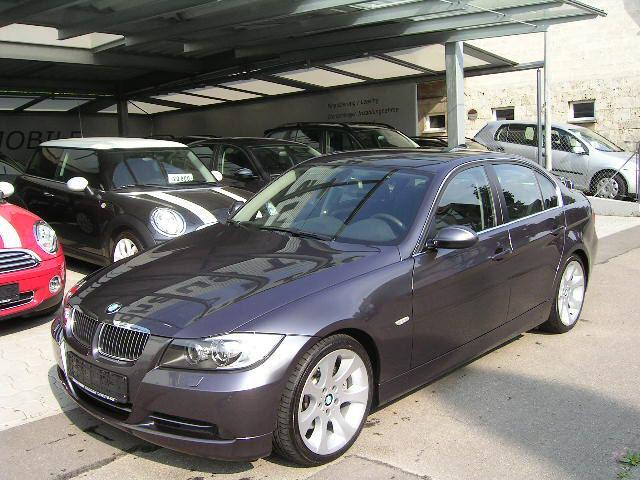 Importauto: BMW 330d 4/2006