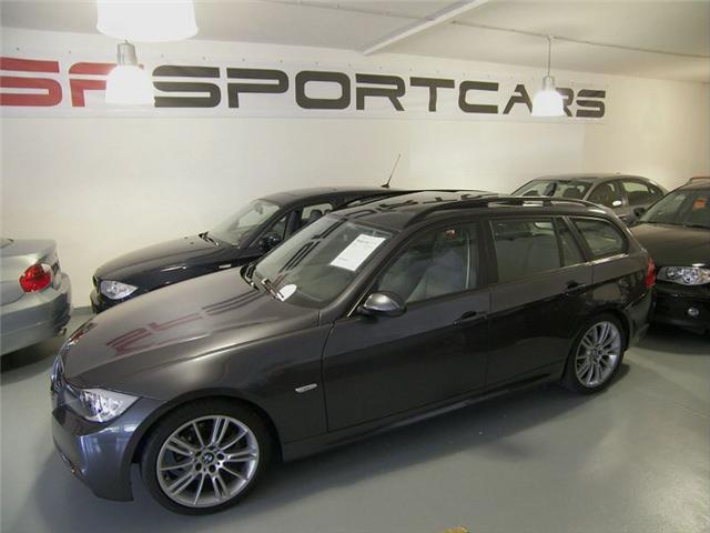 Importauto: BMW 320d Touring (M-Sportpakket) 10/2006