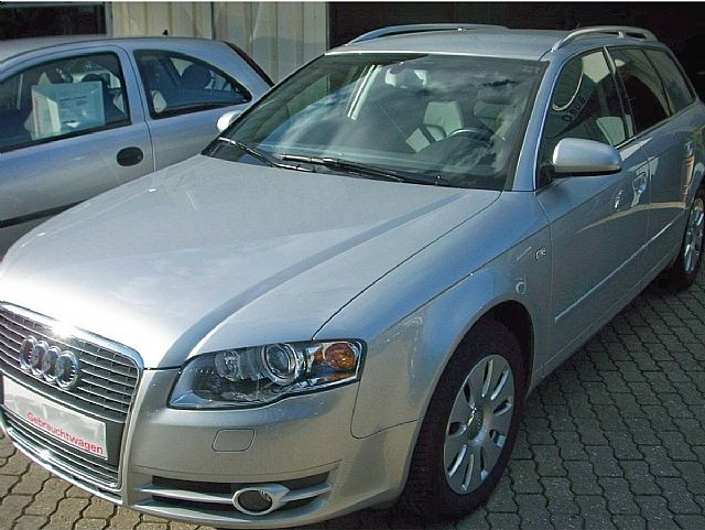 Importauto: Audi A4 Avant 2.5 TDI Multitronic 4/2005