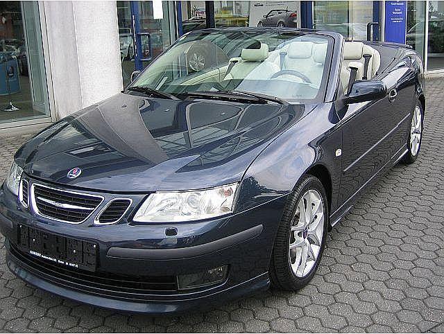 Importauto: Saab 9-3 Cabrio 2.0T Aero 5/2004