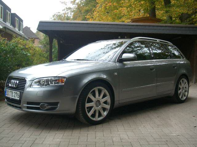 Importauto: Audi A4 Avant 2.7 TDI S-line 9/2006