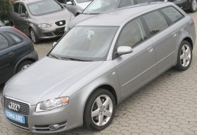 Importauto: Audi A4 Avant 2.7 TDI 2/2006